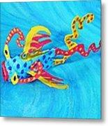 Matisse The Fish Metal Print