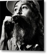 Matisyahu Live In Concert 3 Metal Print by Jennifer Rondinelli Reilly - Fine Art Photography