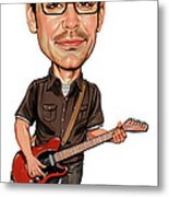 Matthew Good Metal Print