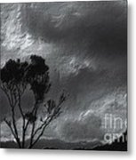 Maui Mountaintop Metal Print