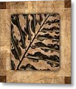 Maui Tropic Brown Metal Print