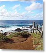 Maui Vista Metal Print