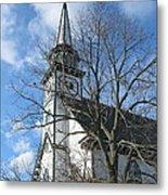 Mauricetown Church  Metal Print