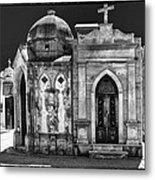 Mausoleums 2 Metal Print