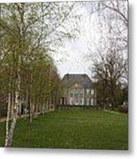Max Liebermann House And Garden Wannsee Metal Print