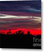 Max Patch Sunset Metal Print