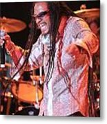 Maxi Priest Metal Print