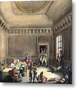 Maximilien Robespierre (1758-1794) Metal Print