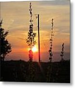 May 3 2013 Sunset Metal Print