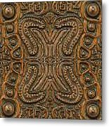 Maya Metal Print