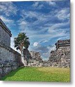 Mayan Memories Metal Print