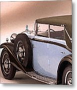 Maybach Car 5 Metal Print