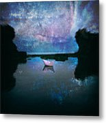 Maybe Stars Metal Print by Stelios Kleanthous