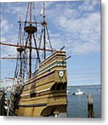 Mayflower II Metal Print
