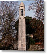 Mayflower Memorial Southampton England Metal Print