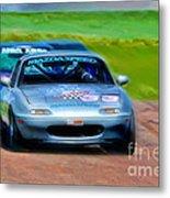 Mazda Speed Metal Print