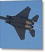 Mcdonnell Douglas F 15e Strike Eagle 2 Metal Print