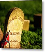 Mcgavock Confederate Cemetery Metal Print