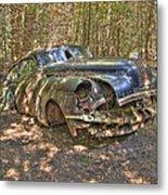 Mcleans Auto Wrecker - 11 Metal Print