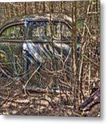 Mcleans Auto Wrecker -13 Metal Print