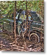 Mcleans Auto Wrecker - 14 Metal Print