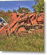 Mcleans Auto Wrecker - 17 Metal Print