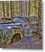Mcleans Auto Wrecker - 3 Metal Print