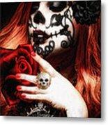 Me Muero De Amor Metal Print