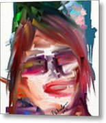 Me Myself And Moi Metal Print