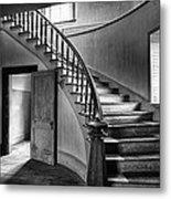 Meade Staircase Metal Print