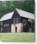 Meadow Run Mill Metal Print
