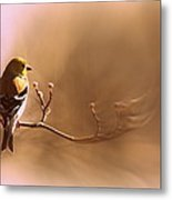 Meadows Edge Metal Print