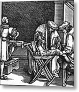Medicine: Surgery, 1537 Metal Print
