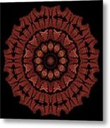 Medicine Wheel Dragonspur K12-5 Metal Print