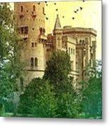 Medieval Castle - Old World  Metal Print