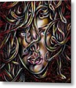 Medusa No. Three Metal Print