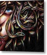 Medusa No. Two Metal Print