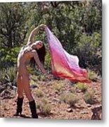 Melissa Sedona 11 Metal Print