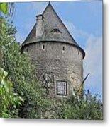 Melk Medieval Tower Metal Print