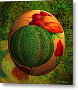 Melon Ball  Metal Print