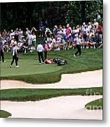 12w192 Memorial Tournament Photo Metal Print