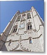 Memorial Union Clock Tower Metal Print by Kay Pickens