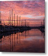 Memories Of Last Summer Metal Print