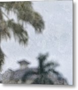 Memories Of The Tropics Metal Print