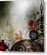 Memories Unlocked Metal Print by Sharon Coty
