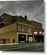 Memphis - The Orpheum 001 Metal Print by Lance Vaughn