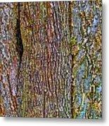 Menage A Tree Metal Print
