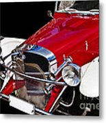 Mercedes Benz Metal Print