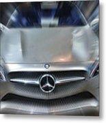 Mercedes Concept 2013 Metal Print