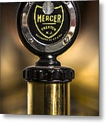 Mercer Hood Ornament  Metal Print